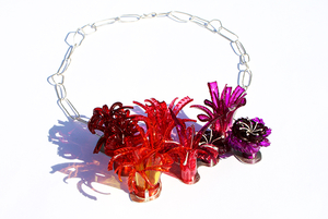 Underwater World: Neckpiece Redpurple, 2013