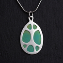 Patterns Organic Pendant