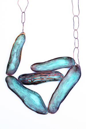 Untitled Neckpiece, 2012