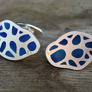 Patterns Organic Cufflinks