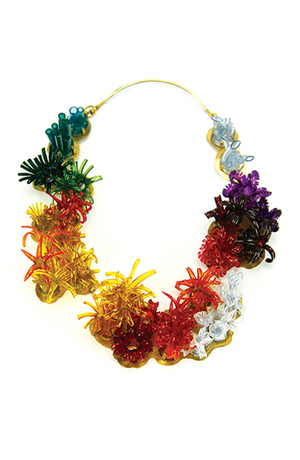 Underwater World: Neckpiece, 2011